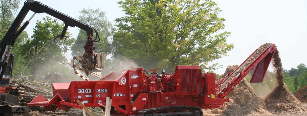 Morbark 4600XL Wood Hog Horizontal Grinder