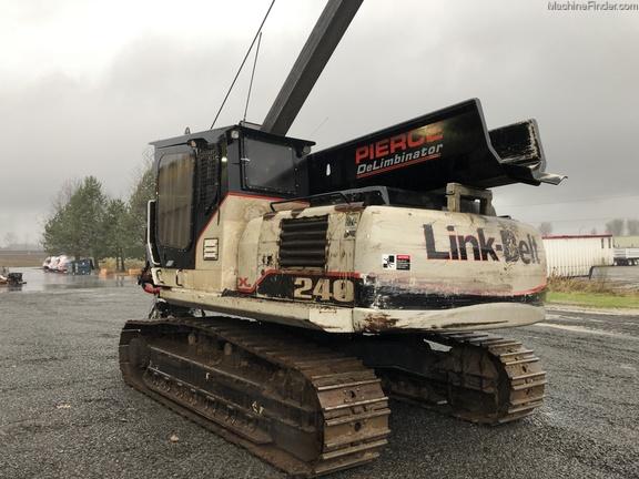2011 Linkbelt 240LX