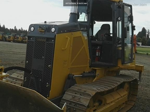 2018 John Deere 650KXL