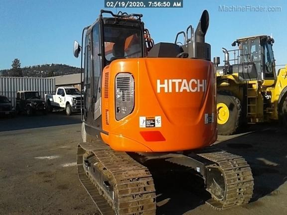 2018 Hitachi ZX1356