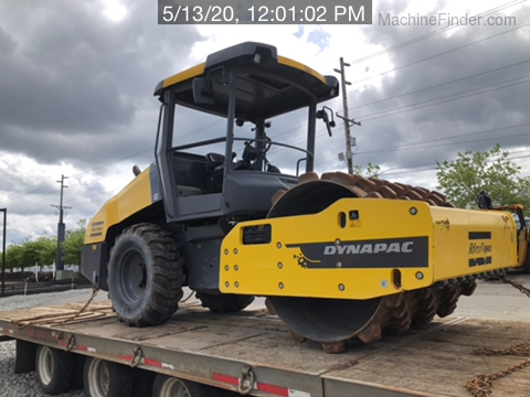 2017 Dynapac CA1500
