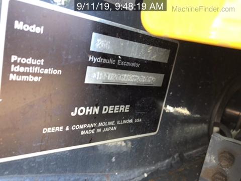 2018 John Deere 26G