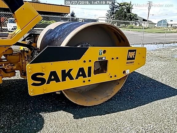 2018 Sakai SV540D