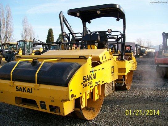 2011 Sakai SW990