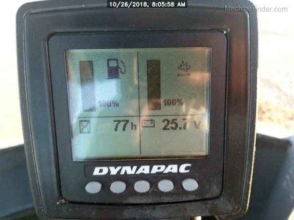 2017 Dynapac CA2500