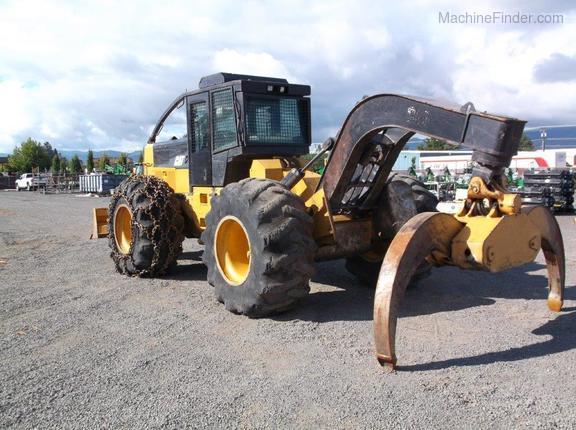 2010 Caterpillar 525C