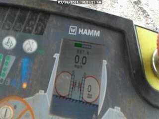 2019 Hamm HD110I