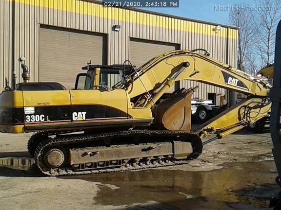 2006 Caterpillar 330C