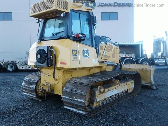 2016 John Deere 700KLG