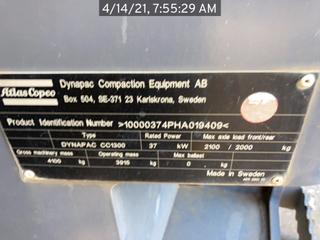 2018 Dynapac CC1300