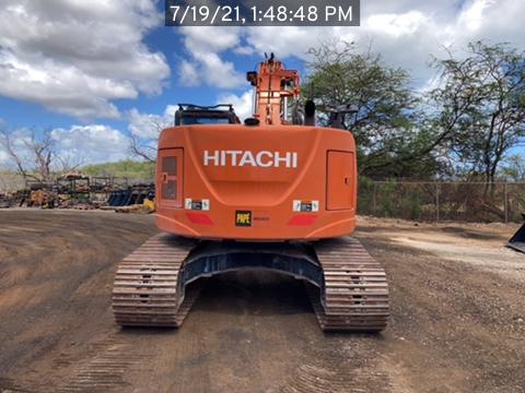 2020 Hitachi ZX2456