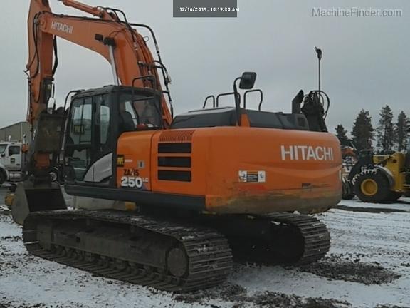 2016 Hitachi ZX2506