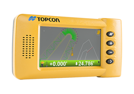 Topcon i-33 Grading System