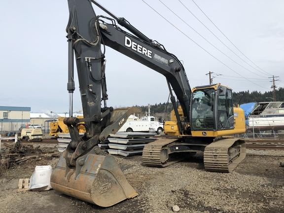 2012 John Deere 180G