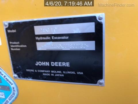 2018 John Deere 245G