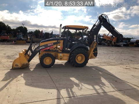 2019 John Deere 410L