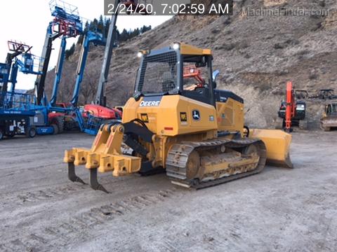 2019 John Deere 650KXL