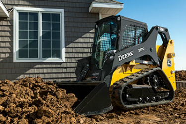 317G - Compact Track Loader