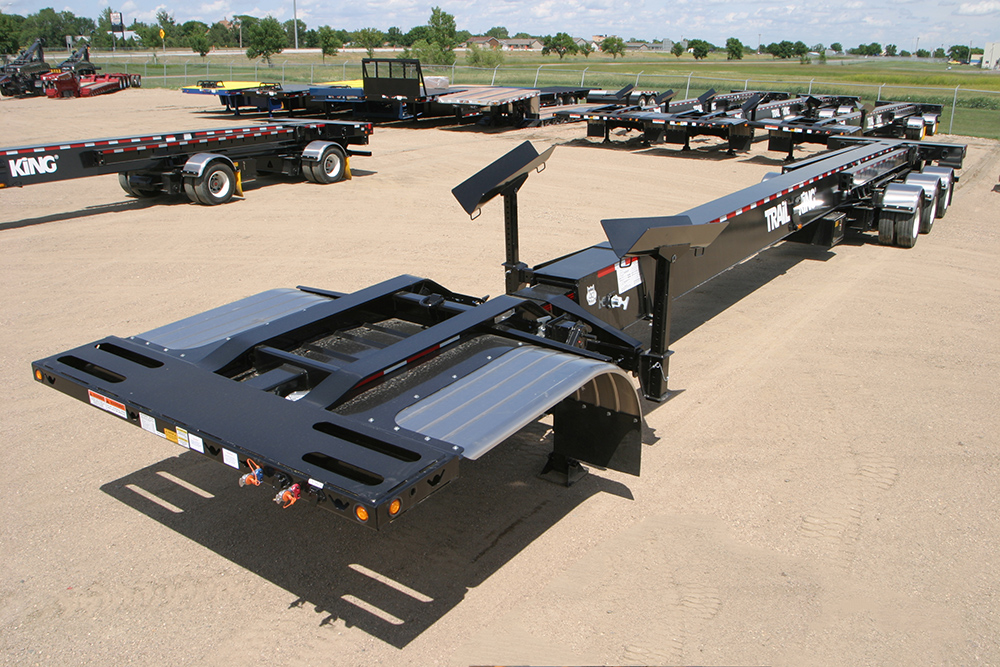 Trail King Blade Hauler