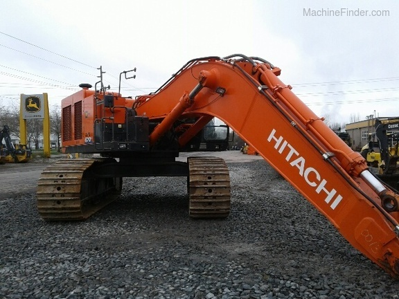 2017 Hitachi ZX670L