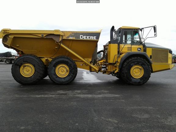 2013 John Deere 410E