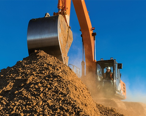 Construction/Production Excavators Equipment Image