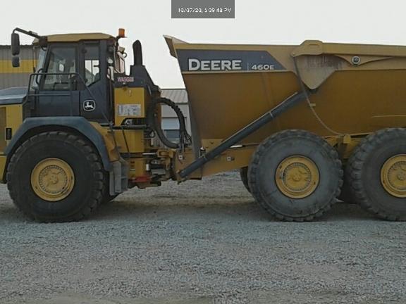 2016 John Deere 460E