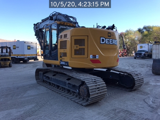 2020 John Deere 245G