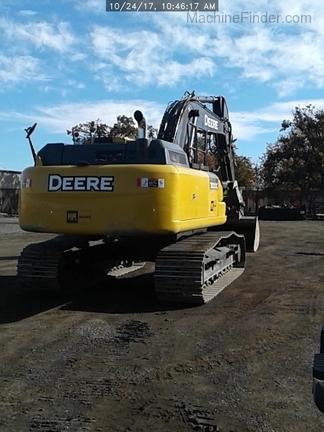 2017 John Deere 300GLC