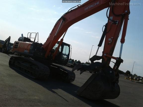 2018 Hitachi ZX3506