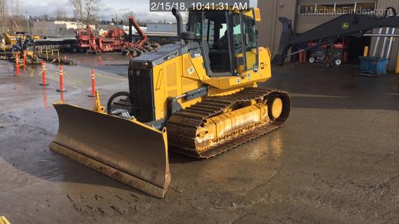 2016 John Deere 750KLG