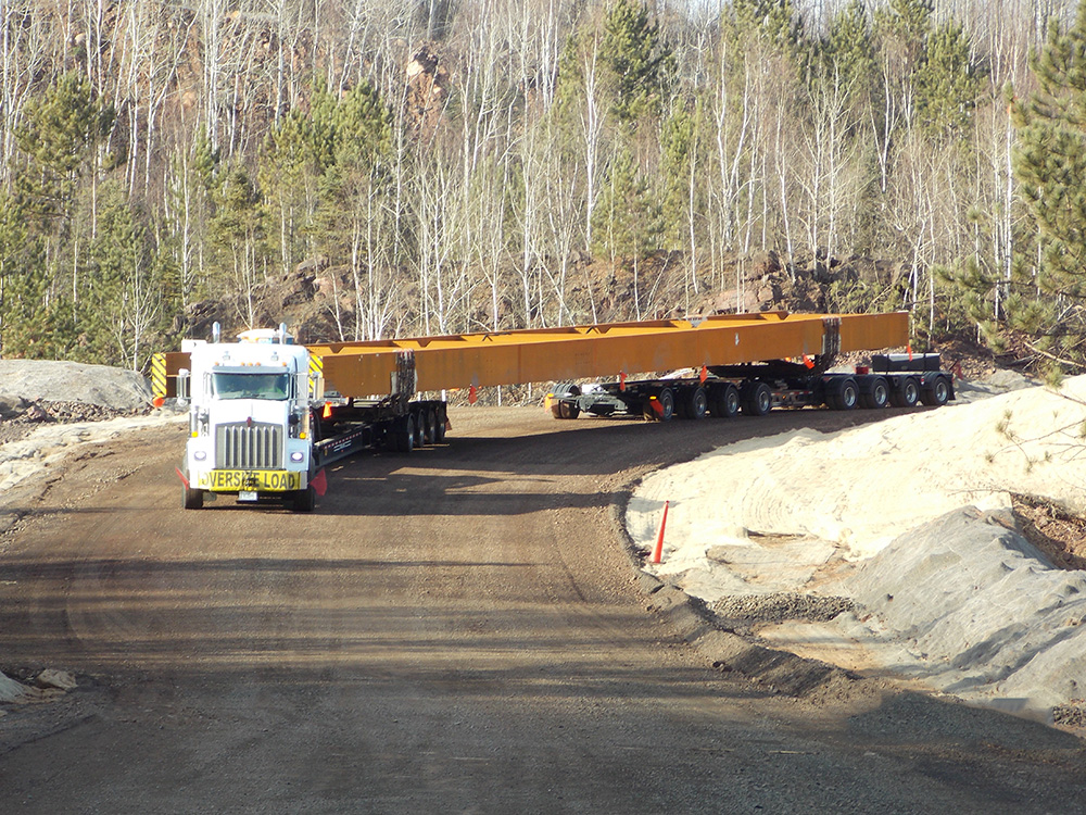 Trail King Miscellaneous Multi-Axle Trailers