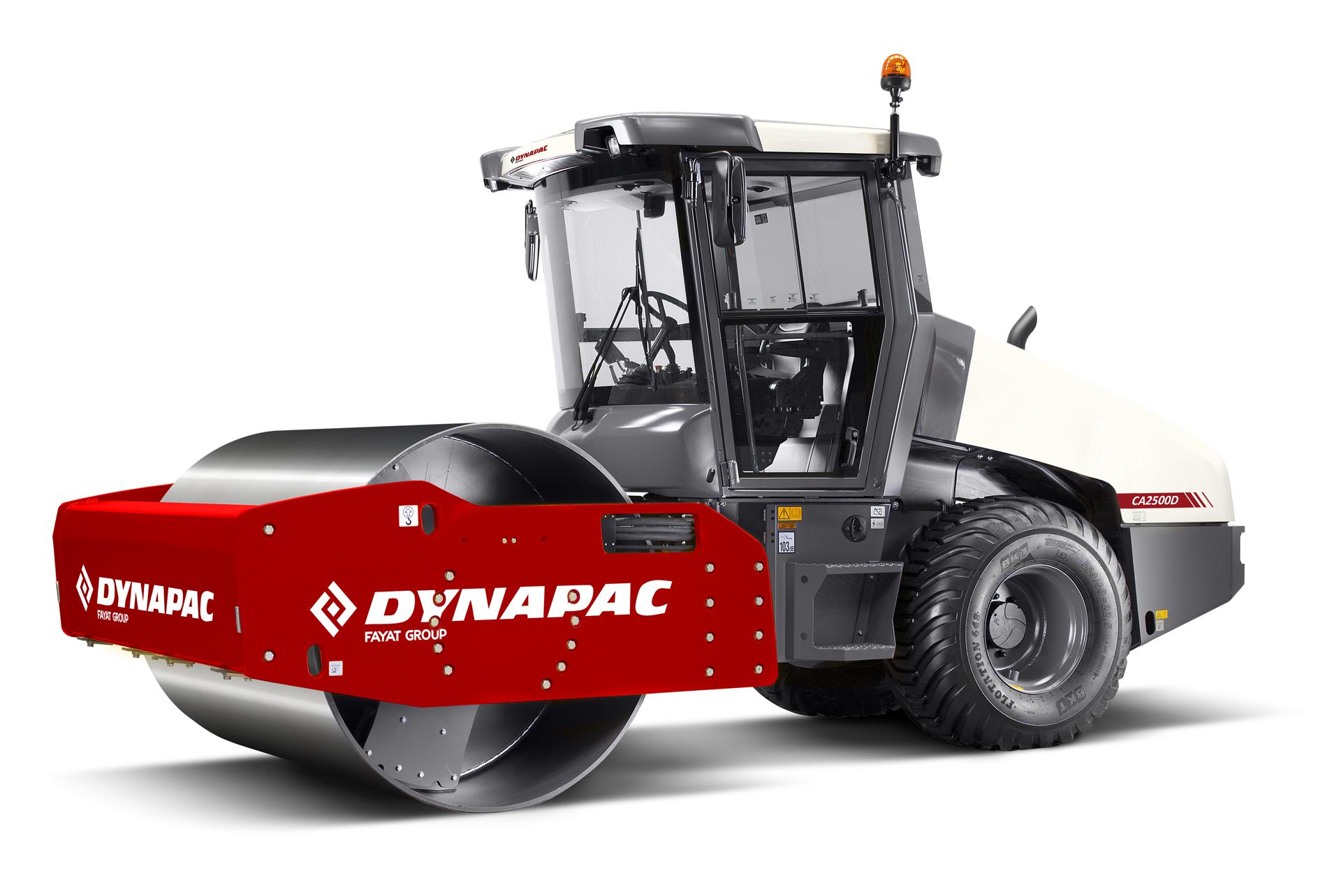 Dynapac Dynapac CA2500D (3.3)
