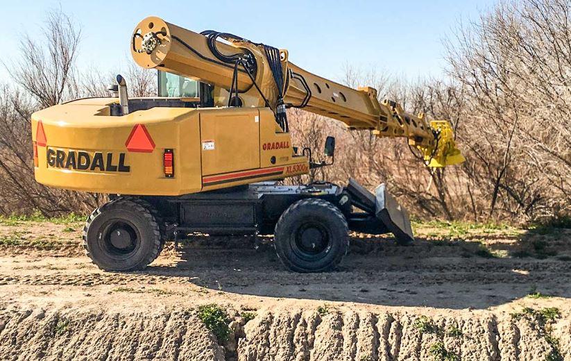 Gradall XL 5300 V