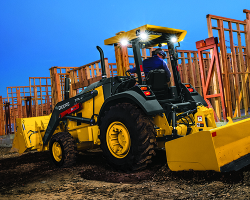 Tractor Loaders Equipment Image