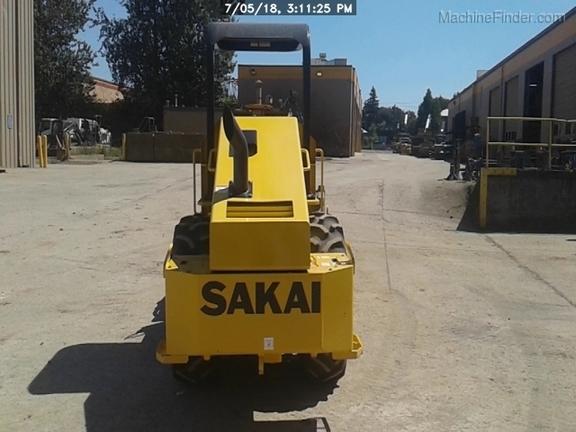 2016 Sakai SV412T