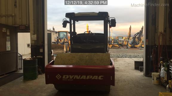 2019 Dynapac CA1500