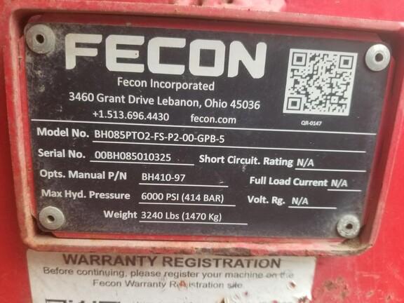 2017 Fecon BH85P