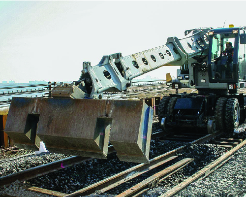 Railroad Maintenance Equipment Image