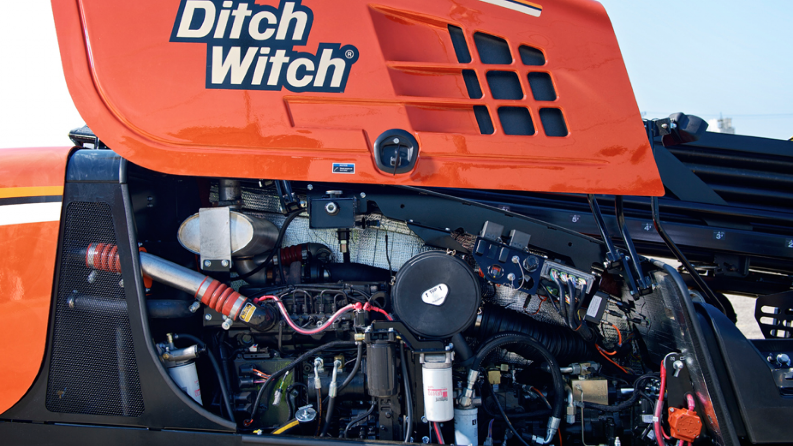 Ditch Witch JT30 Directional Drill