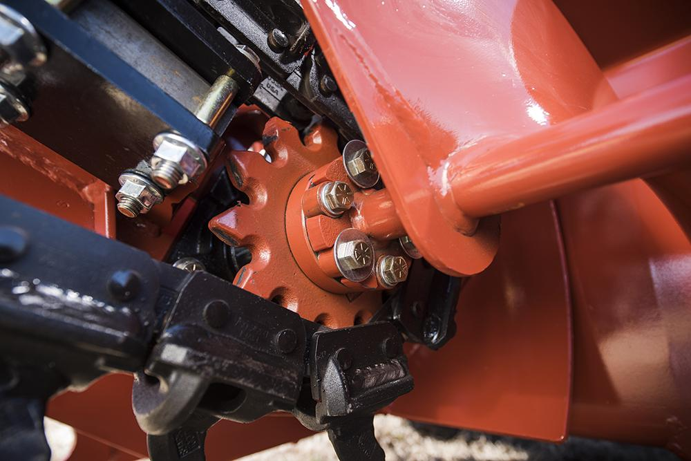 Ditch Witch C24X Walk-Behind Trencher