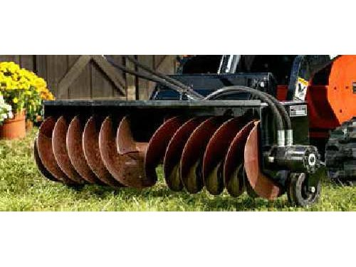 Ditch Witch Backfill Blades