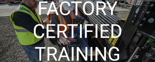 Certified Training