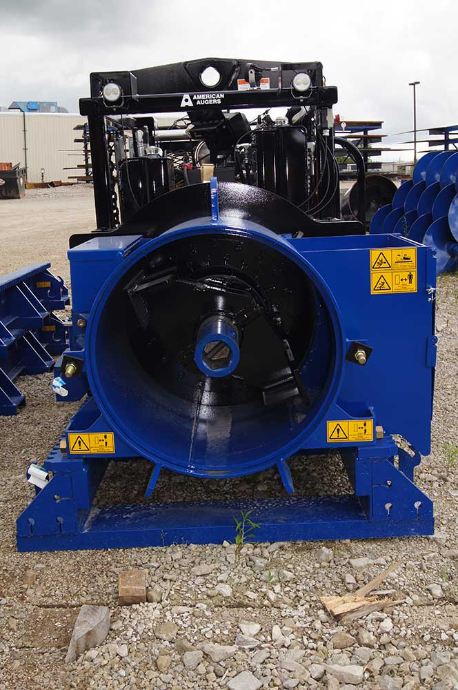 American Augers 36-600