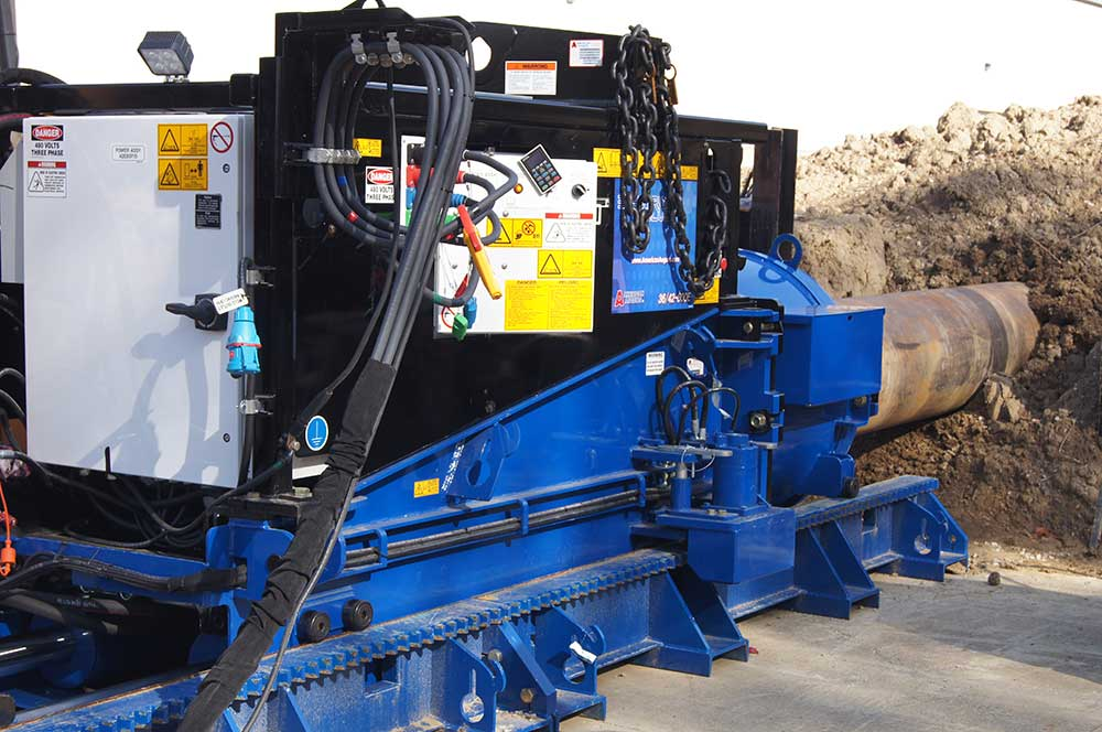 American Augers 36/42-600E