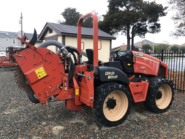 2016 Ditch Witch RT55H