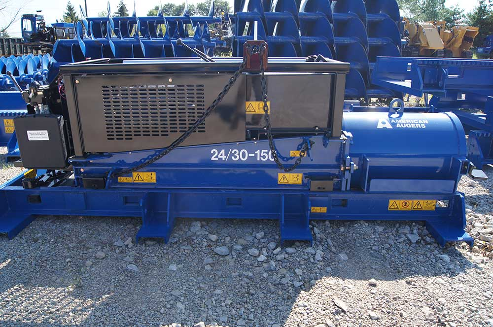 American Augers 24/30-150