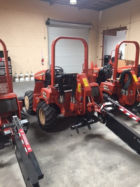 Ditch Witch RT40