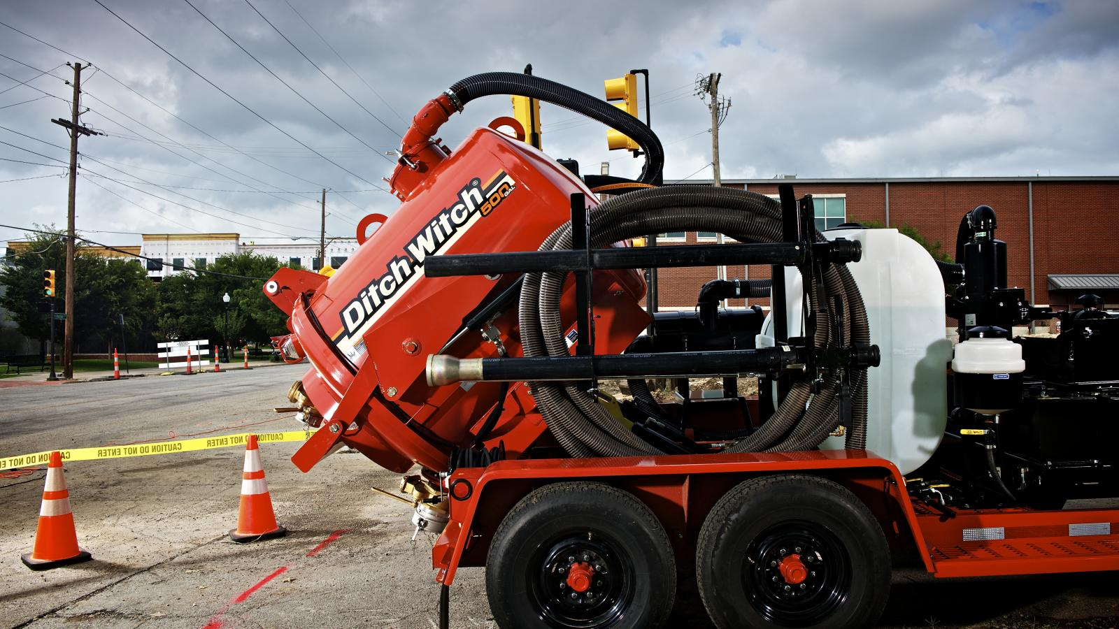 Ditch Witch FX25 Vacuum Excavator