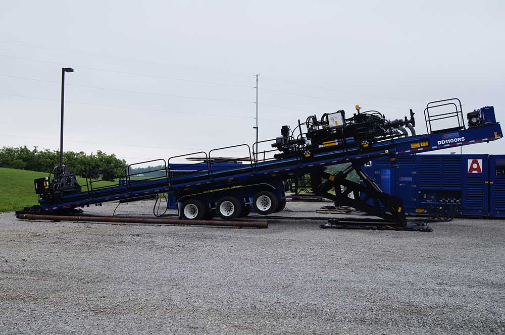 American Augers DD-1100RS